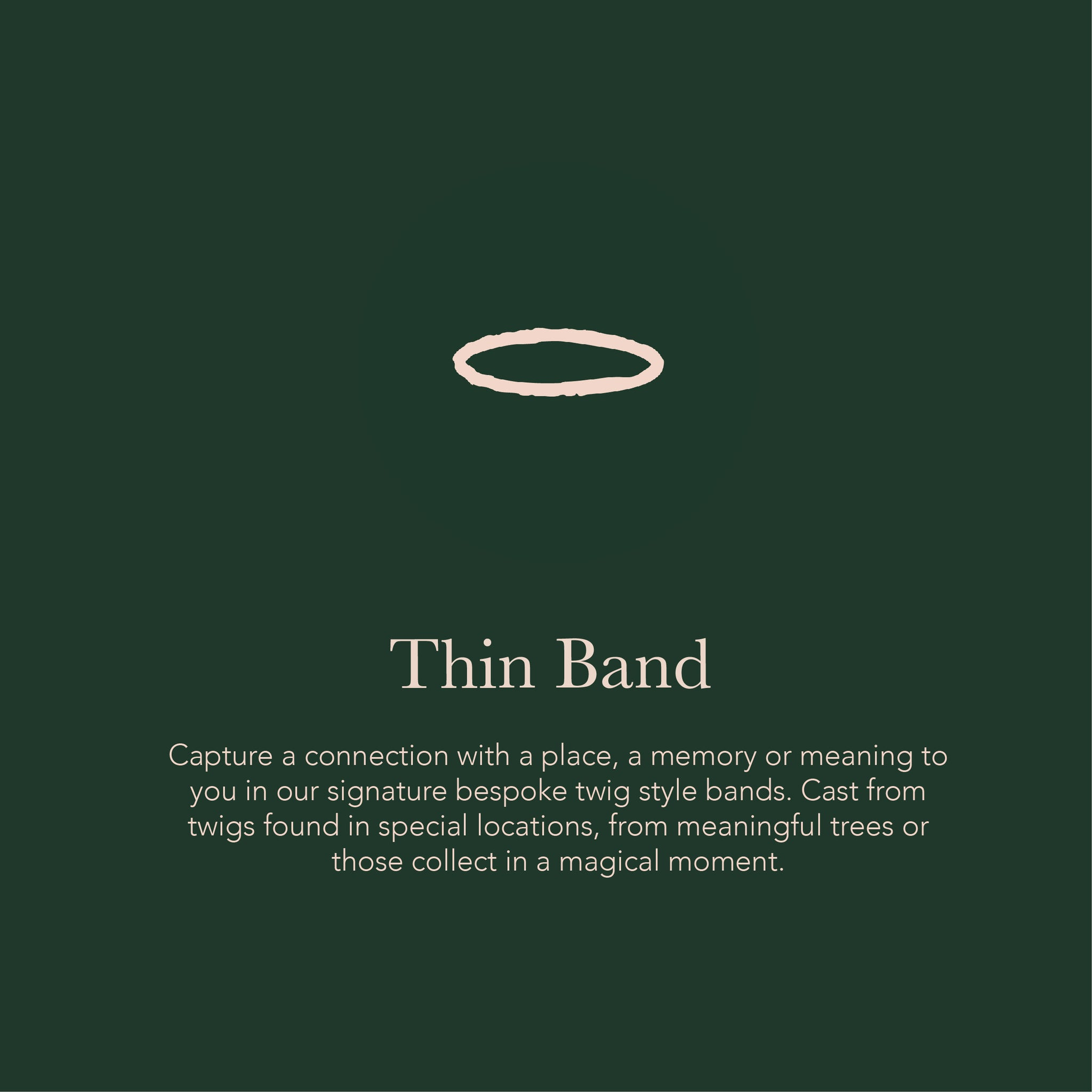 Thin Band - Small - Create