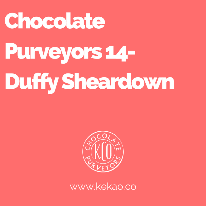 Chocolate Purveyors 14- Duffy Sheardown