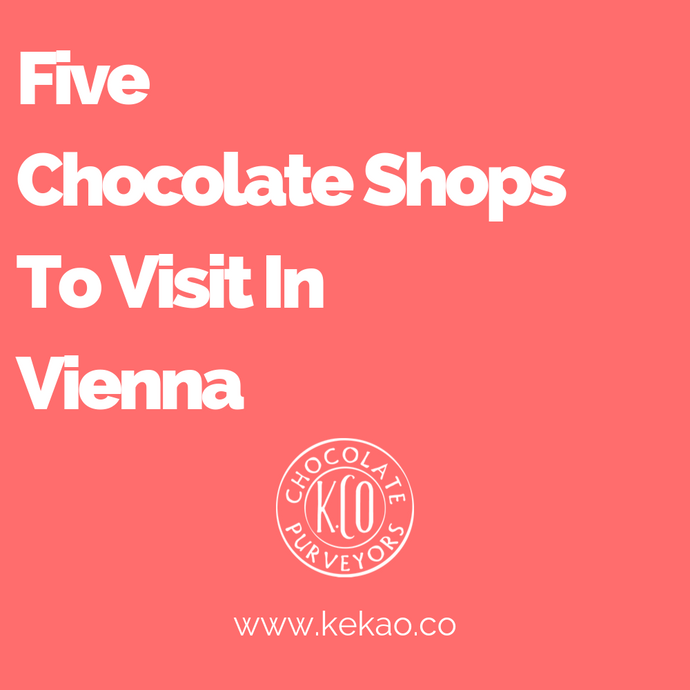 Five Chocolate Shops to Visit in Vienna