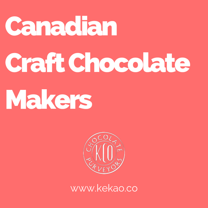Canadian Craft Chocolate Makers