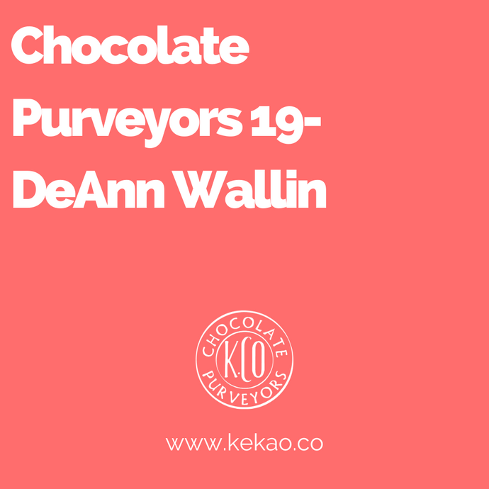 Chocolate Purveyors 19- DeAnn Wallin
