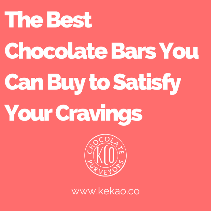 The Best Chocolate Bars You Can Buy to Satisfy Your Cravings