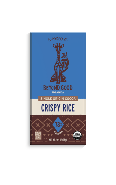 Beyond Good Uganda Crispy Rice 73%