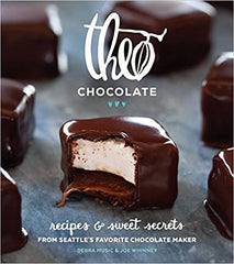 Theo Chocolate: Recipes & Sweet Secrets from Seattle's Favorite Chocolate Maker Hardcover – September 22, 2015