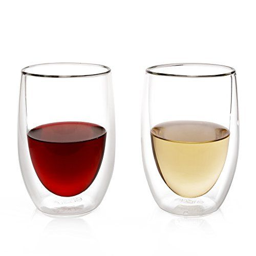 Insulated Wine Glass