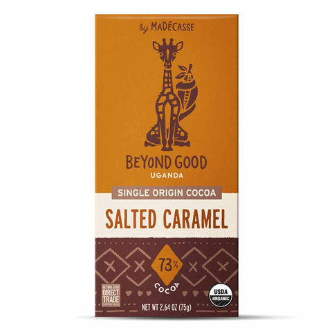 Beyond Good Uganda Salted Caramel 73%