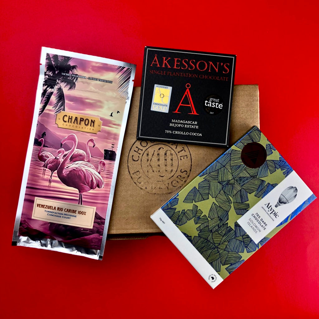 Chocolate Bar Subscription Box