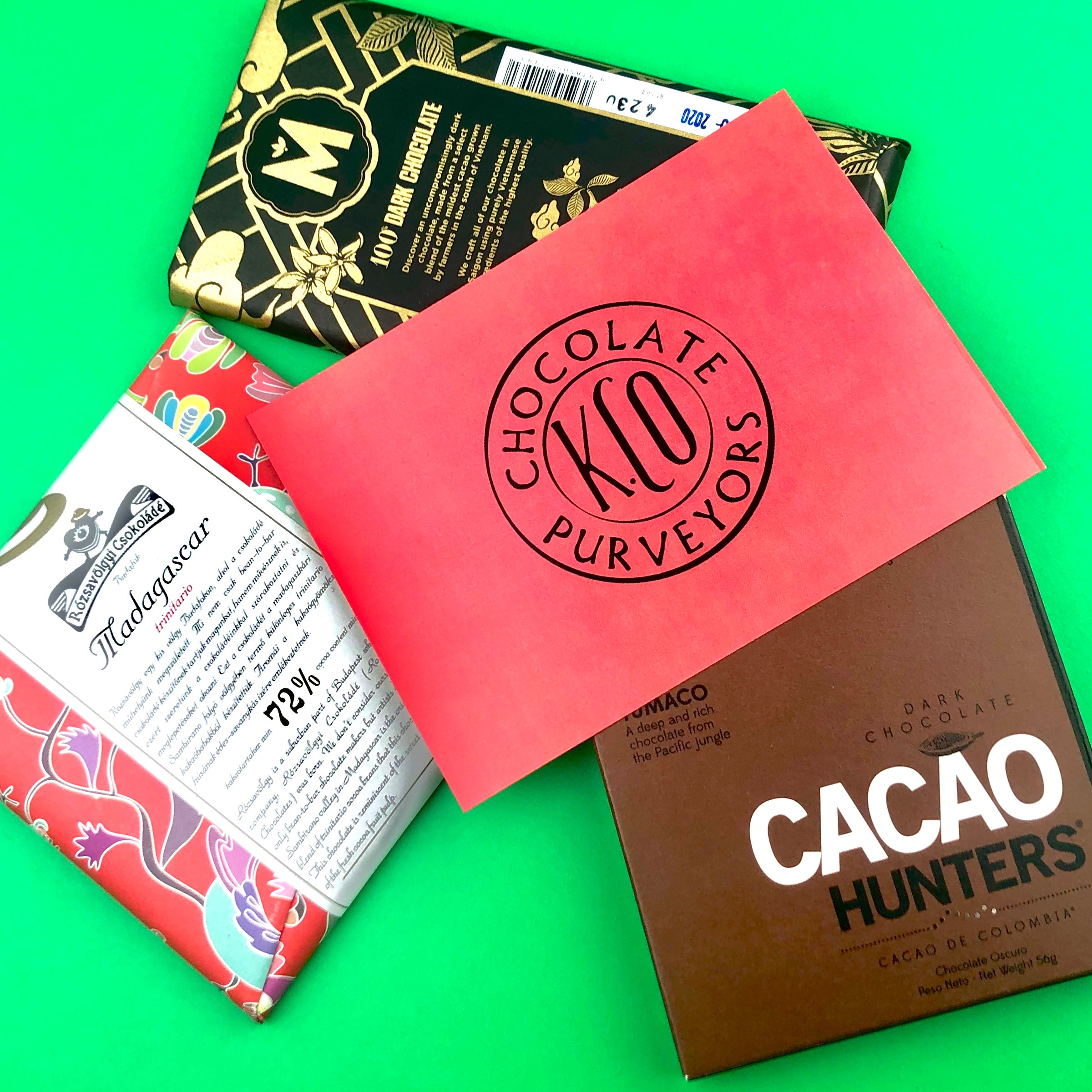 Kekao Subscription Box