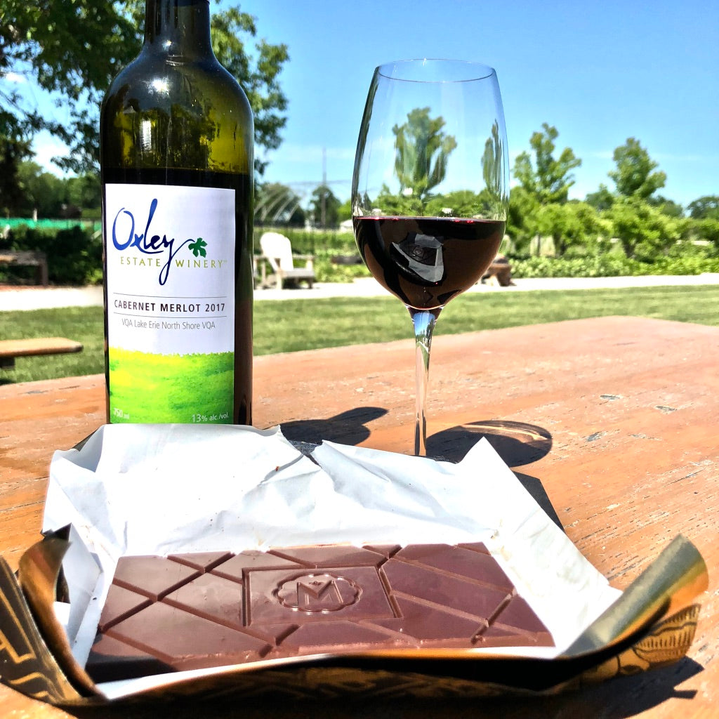 Oxley Winery and Marou Chocolate
