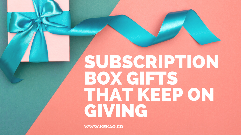 Subscription Box Gifts