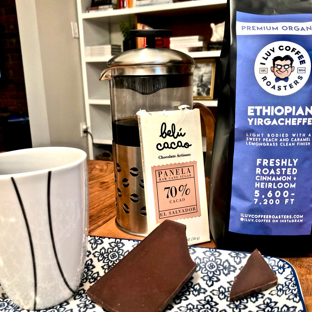 Craft Chocolate and Specialty Coffee