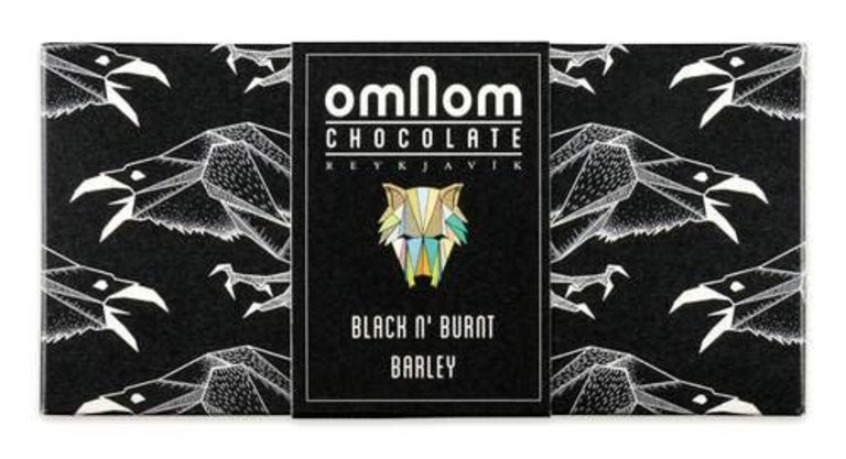 Omnom – Black N Burnt Barley
