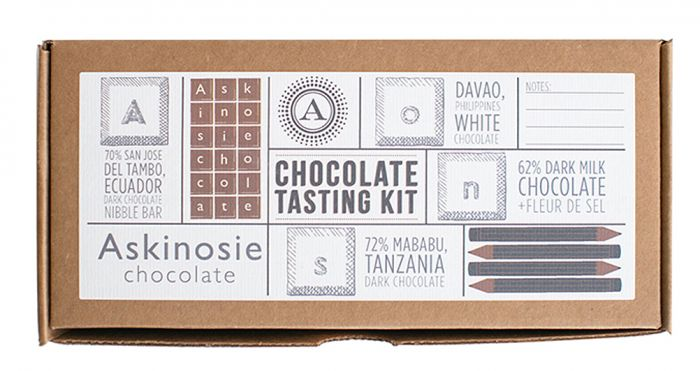 Chocolate Tasting Kit