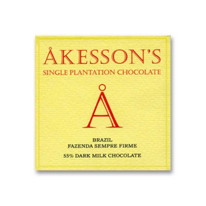Akesson's Brazil Dark Milk 55%