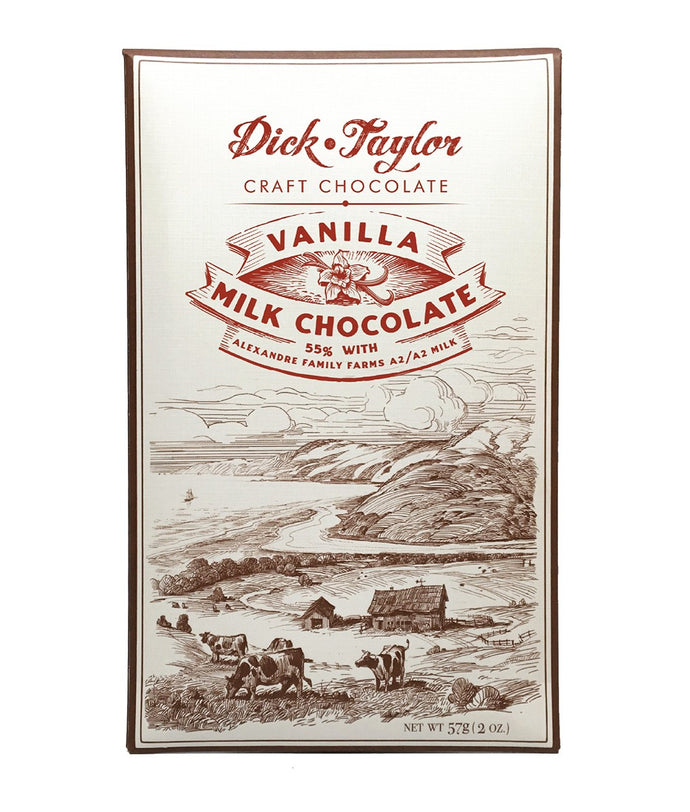 Dick Taylor Vanilla Milk Chocolate