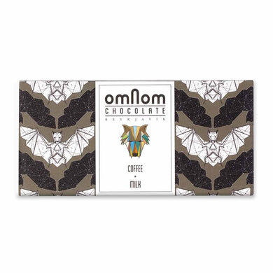 OmNom Coffee + Milk 38%