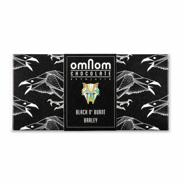 OmNom Black n' Burnt Barley 38%