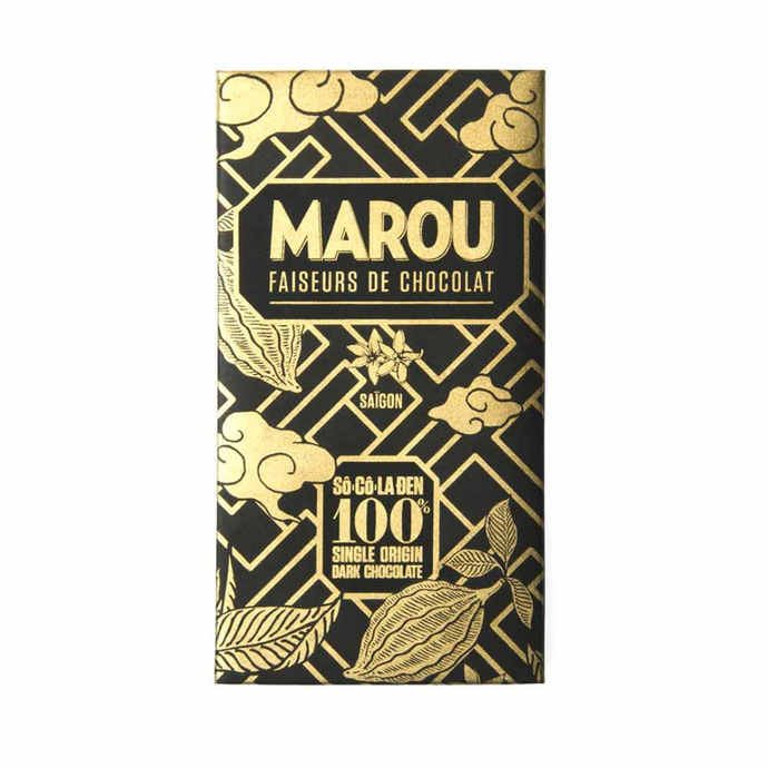 Marou Chocolate 100%