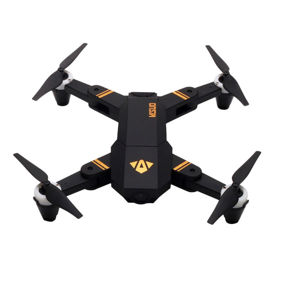 VISUO XS809 Wifi FPV RC Training RC mini Foldable Drone with Altitude Hold 2.0MP Wide Angle Camera