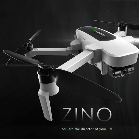 Hubsan H117S Zino Foldable RC Quadcopter With 4K 3-Axis Gimbal Camera