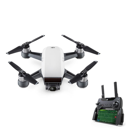 DJI Spark Quadcopter Fly More Combo Selfie Pocket Drone with 12MP 4K Camera