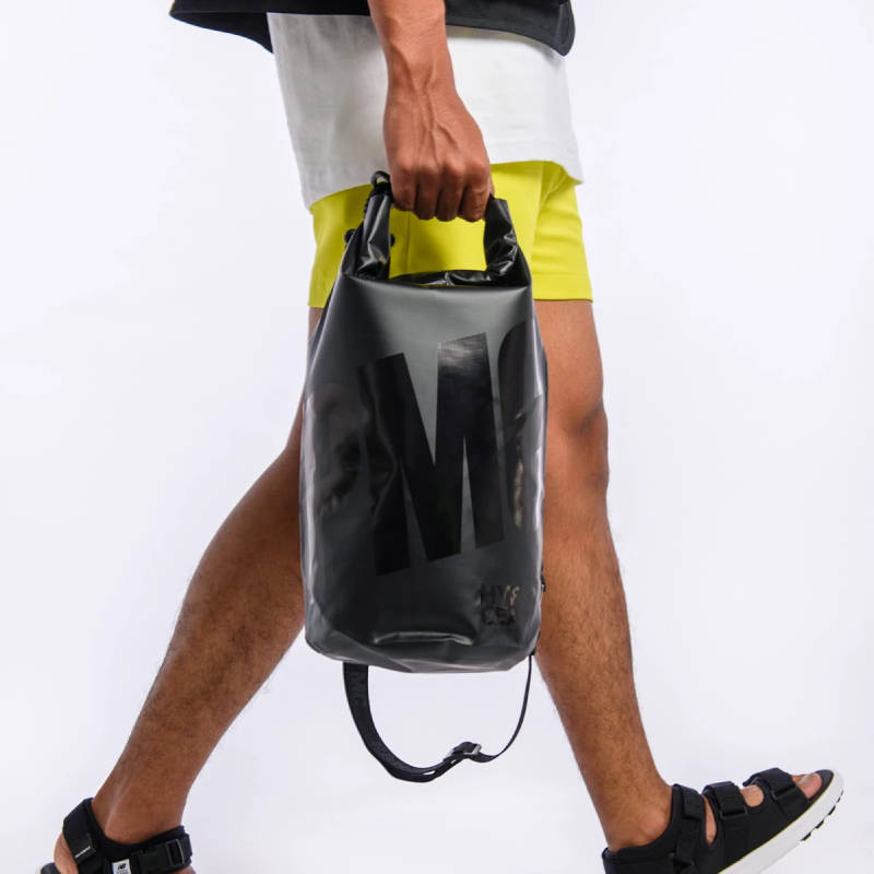 PMC X Hypergear 10L Dry Bag Black