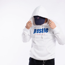 Load image into Gallery viewer, PMC Grand Slam Logo Hoodie White