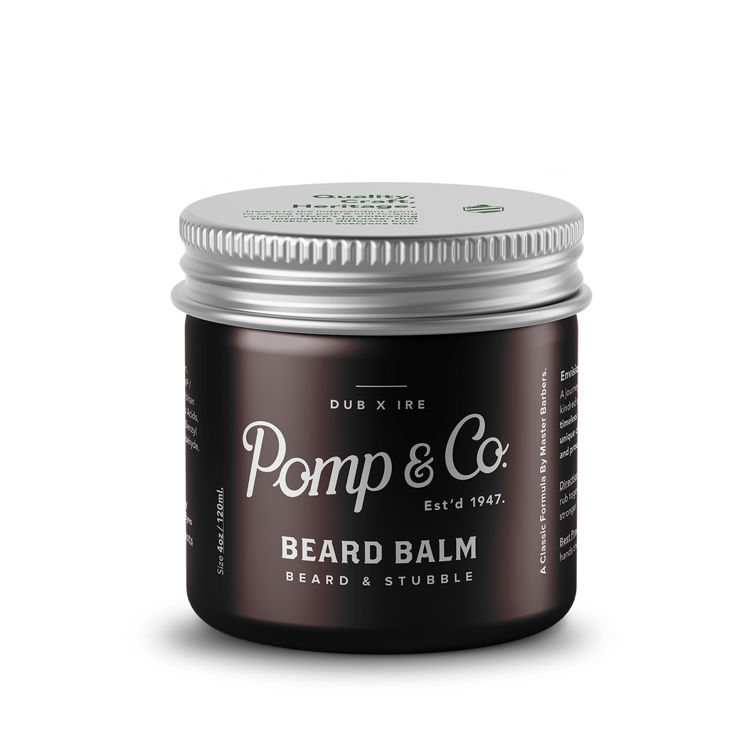 Pomp & Co Beard Balm