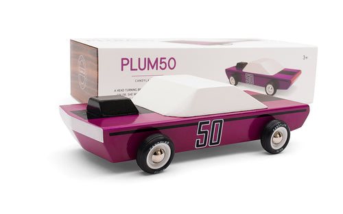 Candy Lab - Plum 50