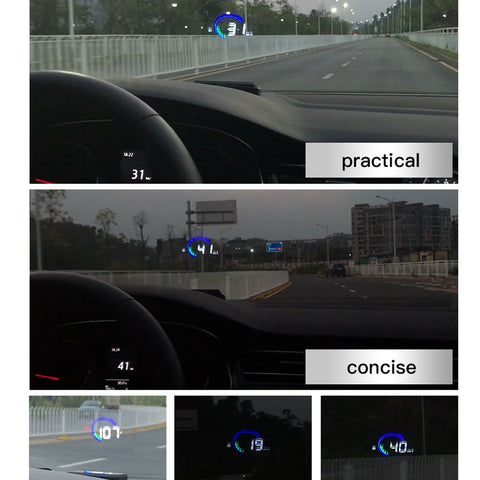Image of H6 Head Up Display
