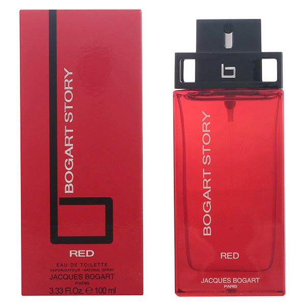 Miesten parfyymi Bogart Story Red Jacques Bogart EDT