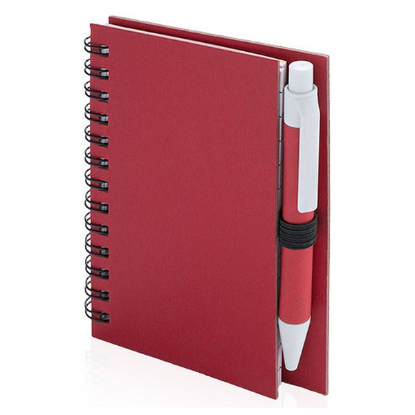Mini Spiral Notebook with Pen 144670