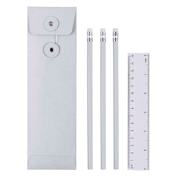 Pencil and Ruler Set (4 pcs) 144709
