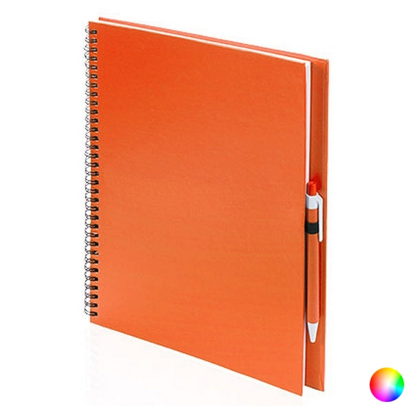 Spiral Notebook with Pen 144730