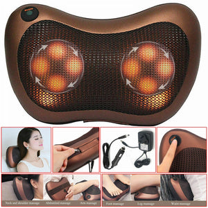 Cervical Shiatsu Heat Massage Pillow