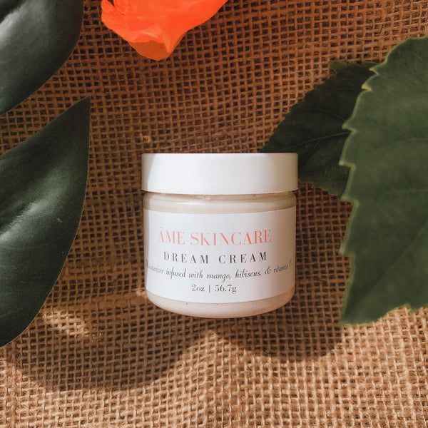 Dream Cream Exfoliating Body Butter