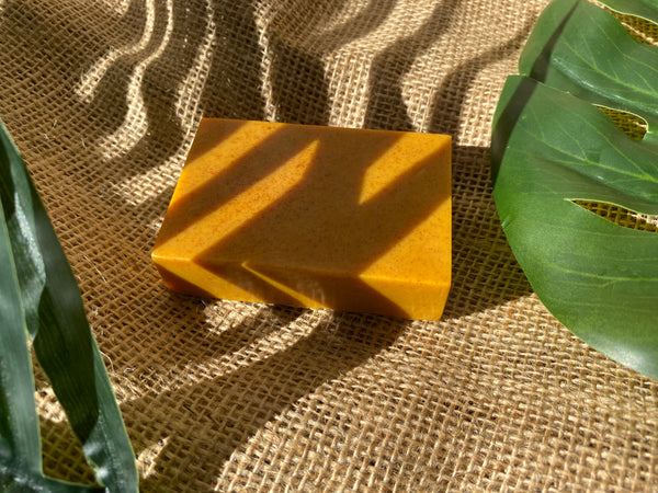 Glow Getters Only Turmeric Soap for Acne and Dark Spots