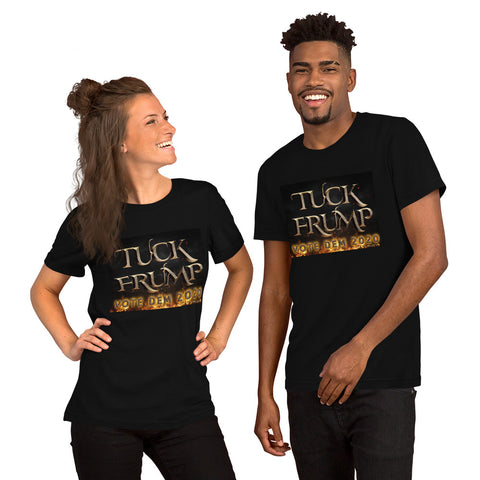Tuck Frump Anti-Trump Short-Sleeve Unisex T-Shirt