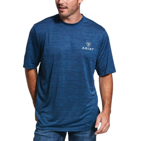 Charger Vertical Flag T-Shirt