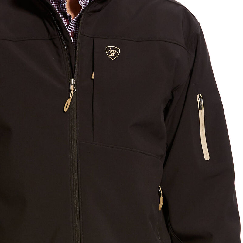 Vernon 2.0 Softshell Jacket- COFFEE BEAN