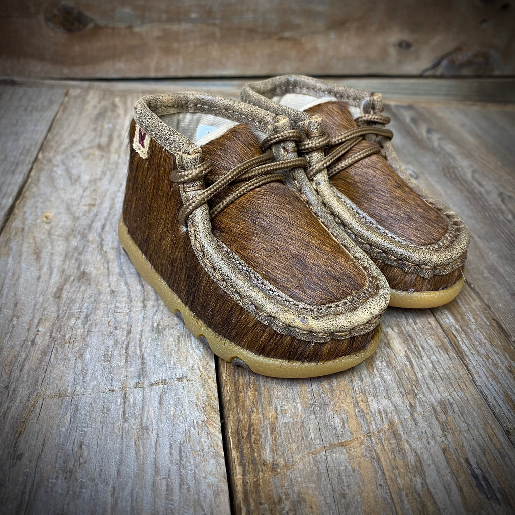 Infant Chukka Light Brindle
