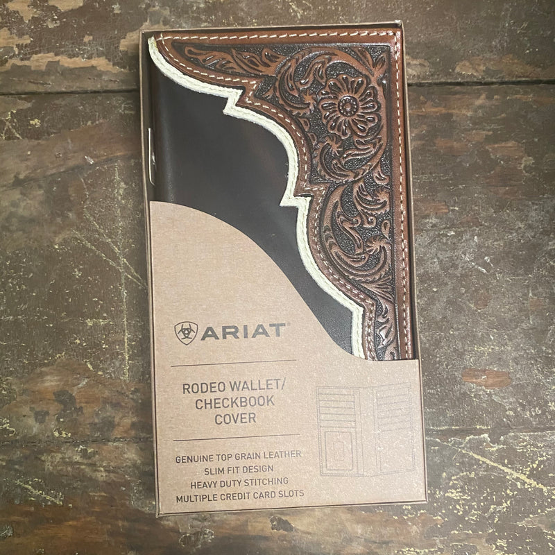 Ariat Rodeo/Wallet Checkbook Cover A3541002
