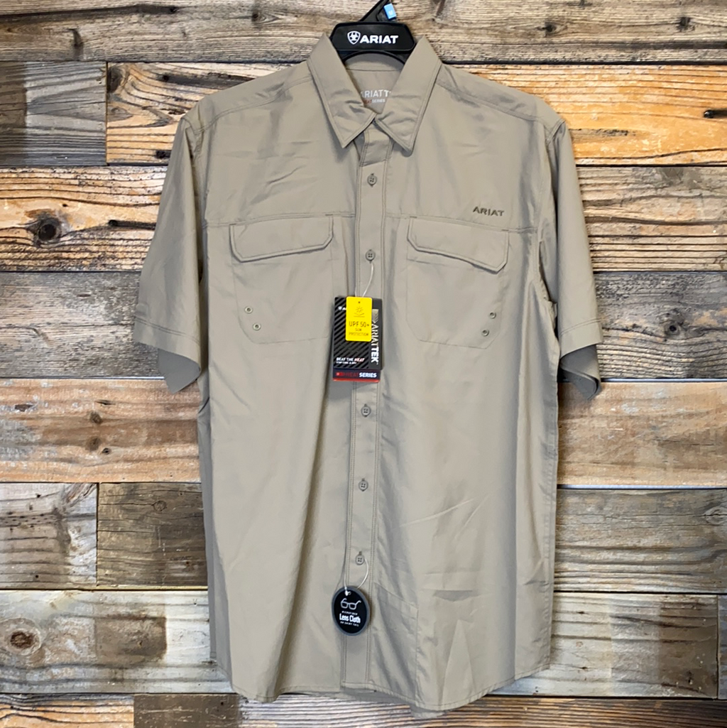 Venttek Outbound SS Shirt