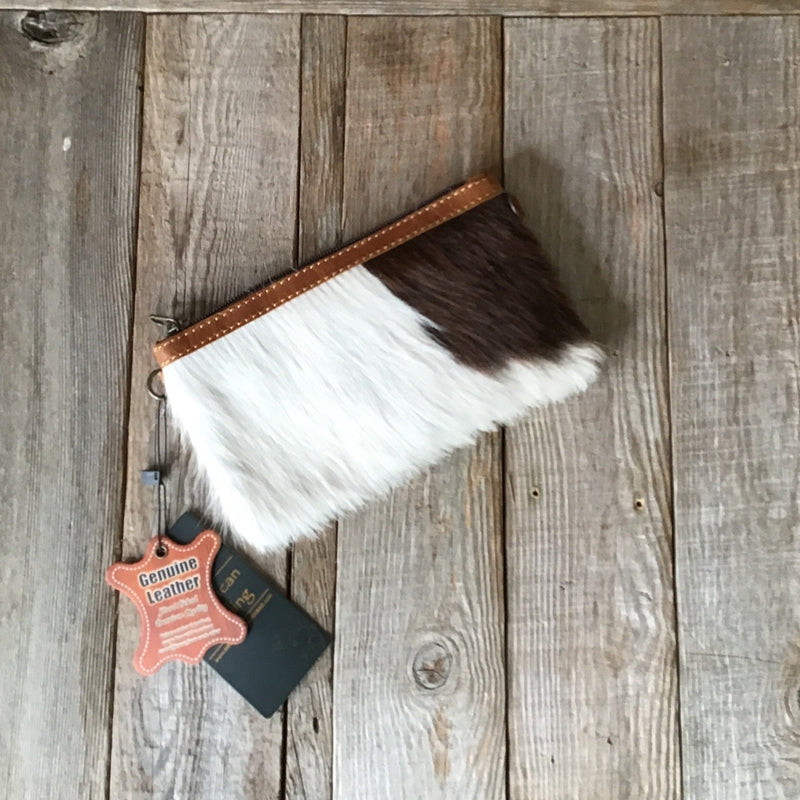 Cowhide Mini Crossbody
