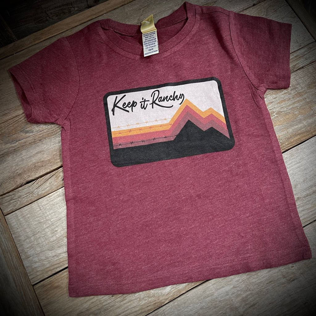 Keep it Ranchy Toddler Tee