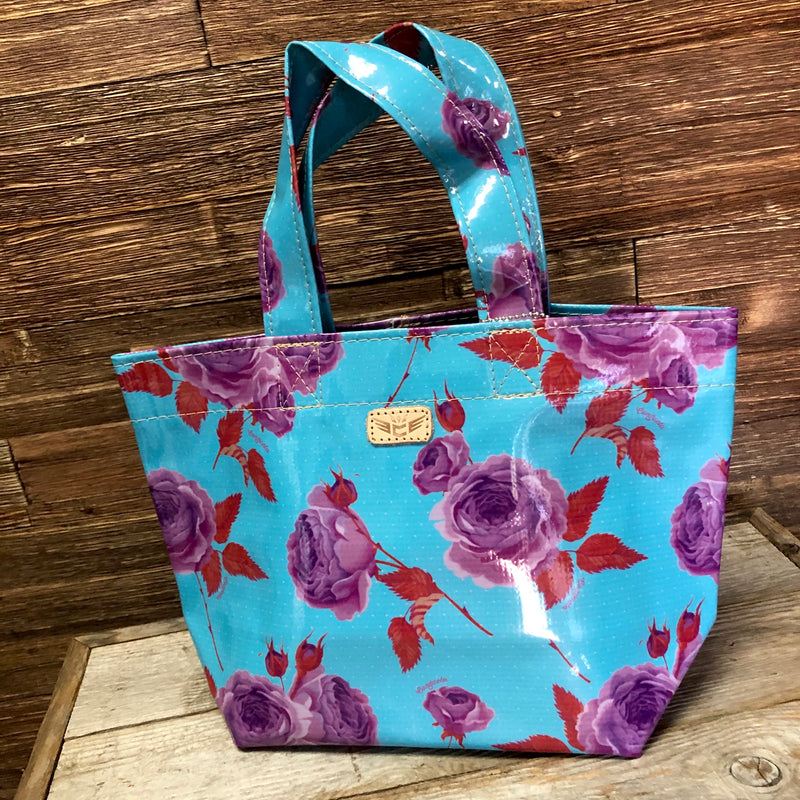 Mimi Flower Power Mini Grab N Go Bag