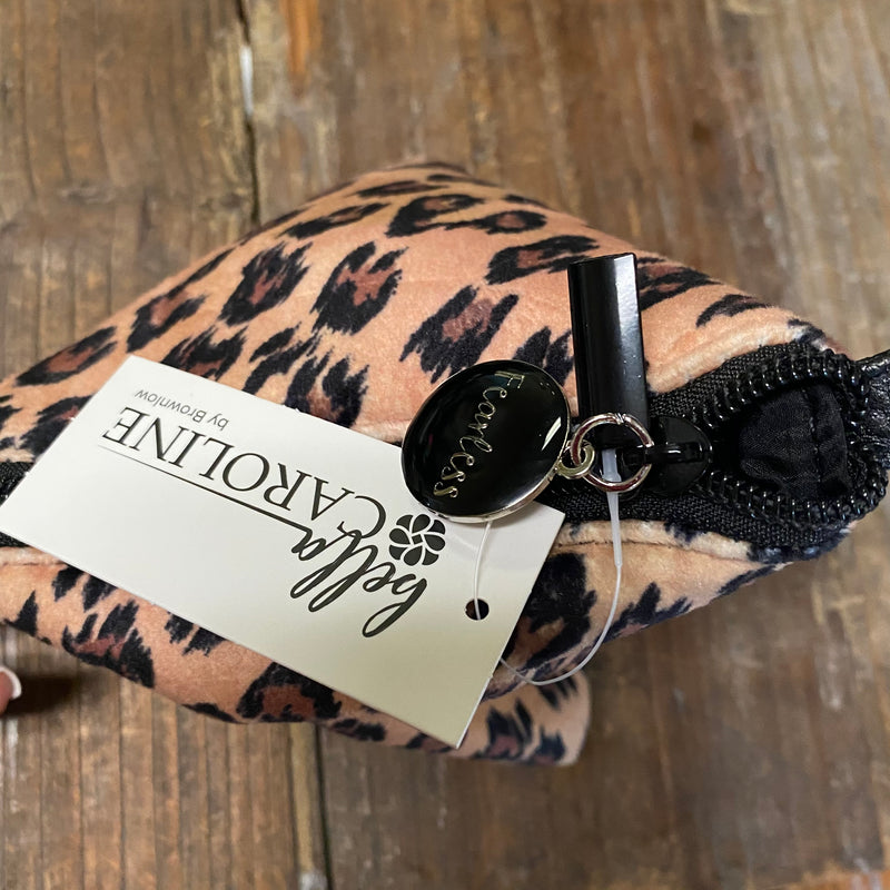 Bella Tri Fearless Cheetah bag