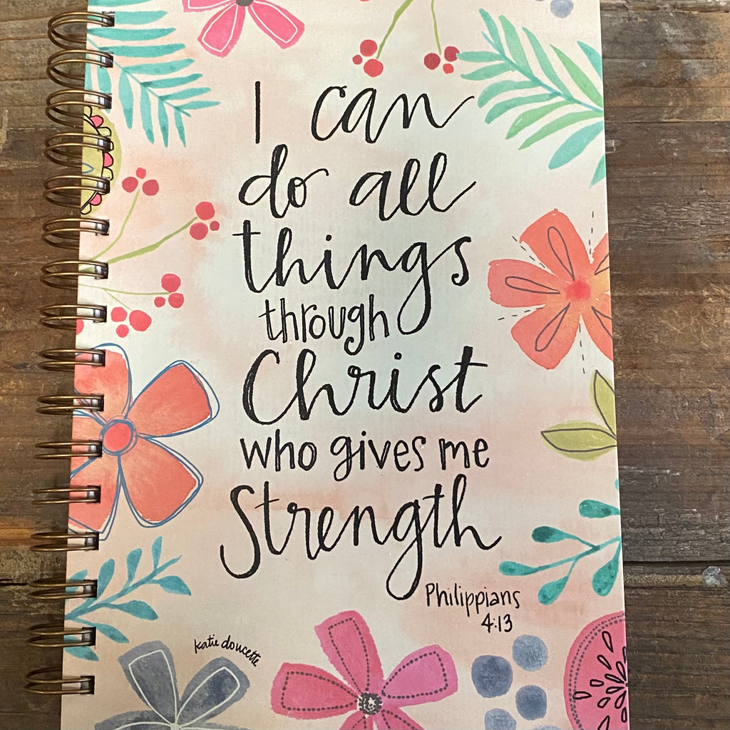 Wirebound Scripture Journal