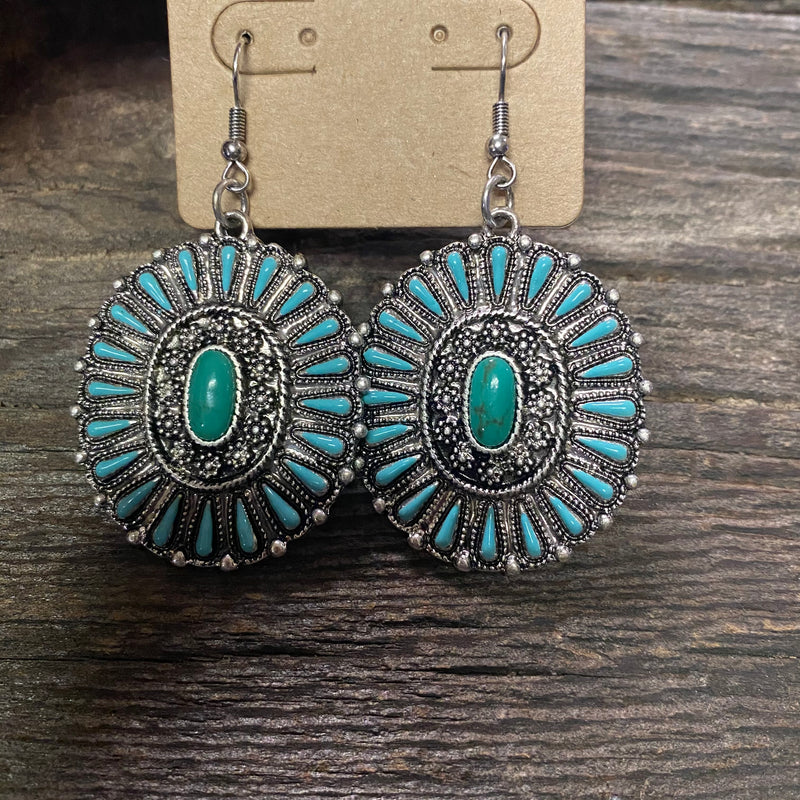 Carrie Concho Earrings