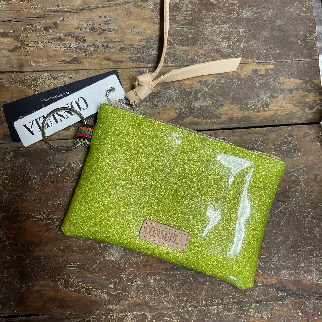Verde Teeny Pouch